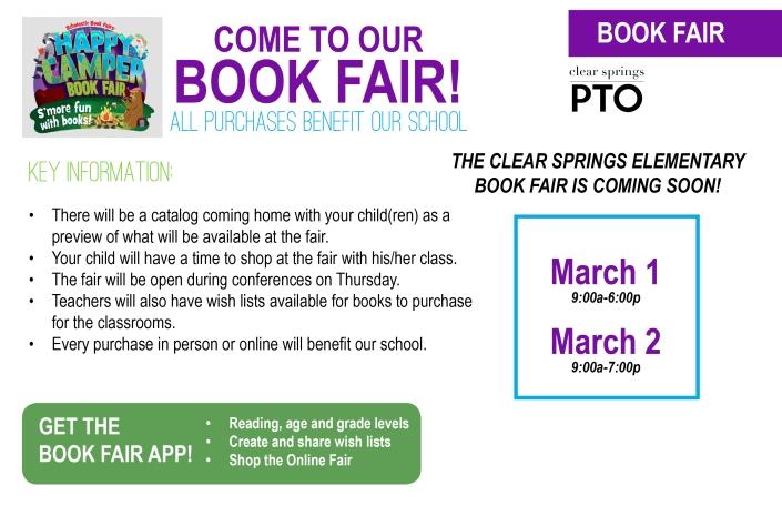 bookfairspring