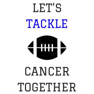 LET'S TACKLE CANCER TOGETHER