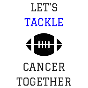 LET'S TACKLE CANCER TOGETHER